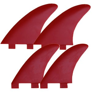 Image of Von Sol Stilettos Quad Fins (set of 4 fins)