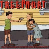 Image of Treephort - And the Streets will Run Red with the Blood of the Non Believers CD