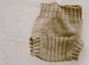 Image of oatmeal :: wool cover