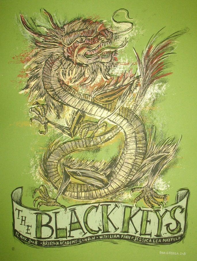 Image of The Black Keys Brixton Academy London 2008