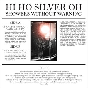"""Image of Hi Ho Silver Oh - Showers Without Warning 7"""""""