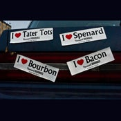 Image of Bumper Stickers