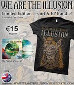 Image of The Podium of Lies EP & Tee Bundle