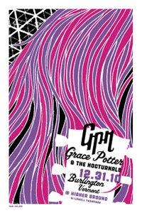 Image of Grace Potter & The Nocturnals - Burlington #3 (New Year's Eve)