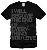 Image of Lyric T-shirt