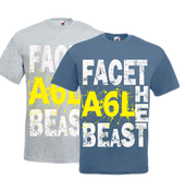 Image of FACE THE BEaST | T-Shirt