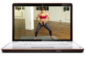 Image of Urban Yoga Monkey Beginners Weight Loss Video