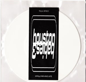 Image of BABIES THREE // HOUSTON split 7""