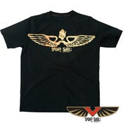 Image of VON SOL BLING FOIL T-SHIRT