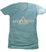 Image of Goodbye Sale - Blue Womens Shirt!