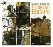 Image of The Great Escape (CD)