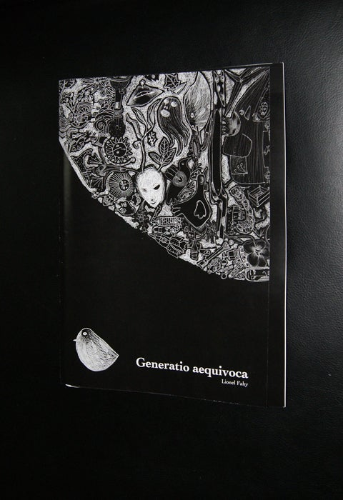 Image of GENERATIO AEQUIVOCA the book!