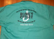 Image of Blings Cycles Welding Jacket