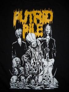 Image of PUTRID PILE T SHIRT 3