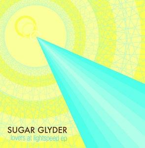 "Image of SUGAR GLYDER - ""Lovers at Lightspeed EP"" CD (2011)"