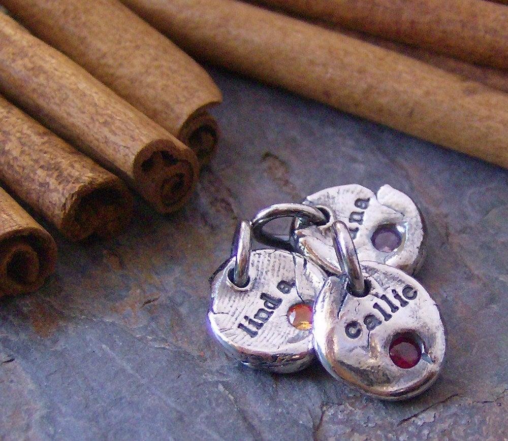 Image of Gem stone pebbles