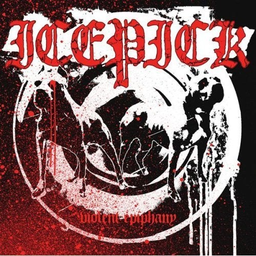 "Image of ICEPICK ""VIOLENT EPIPHANY"" CD"