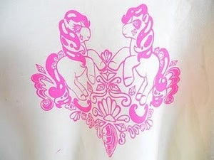 Image of Party Pony Crest Shirt