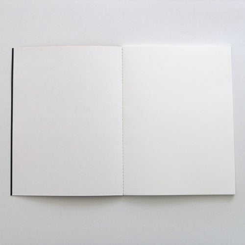 Image of Blank Book