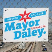 Image of Original Campaign-Sign Art