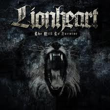 "Image of Lionheart ""The Will To Survive"" CD"