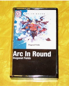 Image of Arc In Round - Diagonal Fields Cassette