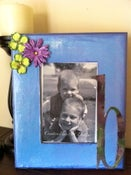 Image of Initial Art Frame, Custom