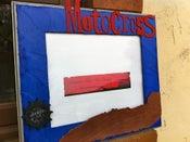 Image of Motocross Art Frame
