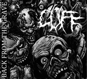 """Image of """"BACK FROM THE GRAVE"""" CD"""