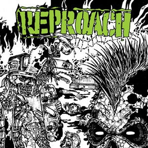 Image of Reproach - s/t LP