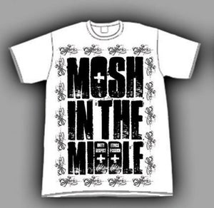 Image of Mosh In The Middle T-Shirt