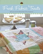 Image of fresh fabric treats (moda bake shop book)