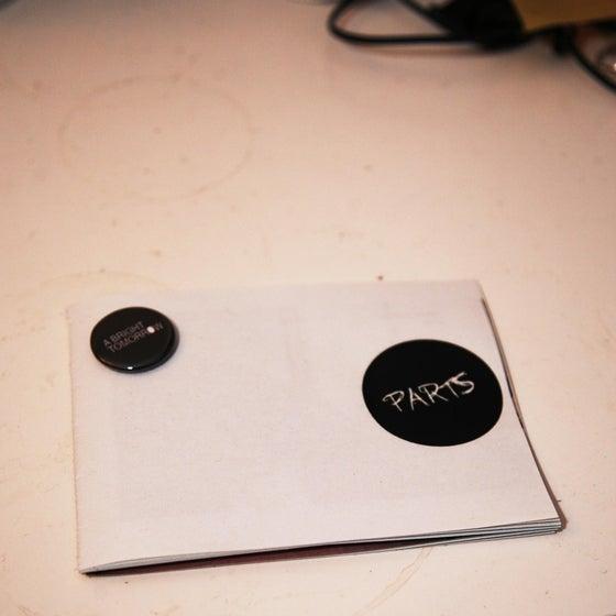 Image of Parts Zine