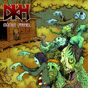 Image of DKH - Cabin Fever [2010] CD
