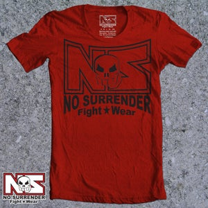 """Image of No Surrender Fight Wear """"REPRESENT"""" TEE"""