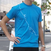 Image of California Coast ///Unisex///Teal