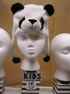 Image of Panda Hat (Kids)