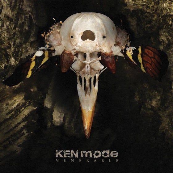 Image of KEN mode - Venerable CD