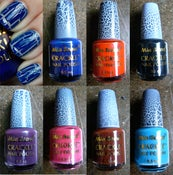 Image of Crackle Nail Polish