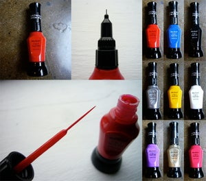 Image of 2 In 1 Nail Art Pen
