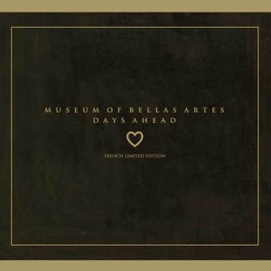 "Image of MUSEUM OF BELLAS ARTES ""Days Ahead"" - CD EP"