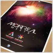 Image of Montreal Meets Poster - Abduzeedo Collaboration