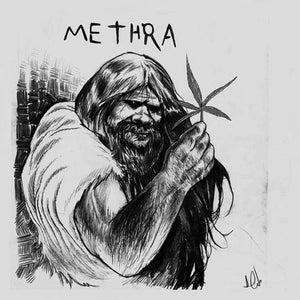 "Image of Methra S/T 7"" 2010 Demo"