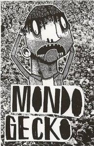 Image of Mondo Gecko Mini Discography Tape