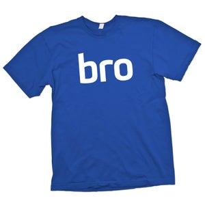 "Image of ""BRO"" Official Brocial Network Shirt - FREE SHIP!"