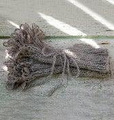 Image of Mitaines en baby alpaga