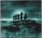 Image of WAR IRON - THE FACELESS SEA - CD