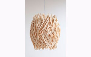 Image of Seaweed Lamp