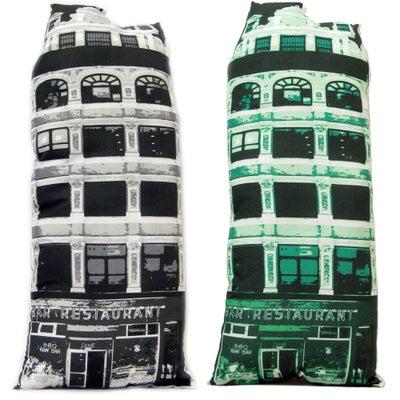 Image of Essex Restaurant Pillow