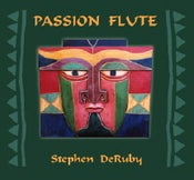 Image of Passion Flute CD